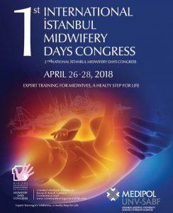 Покана за международна акушерска конференция в Истанбул